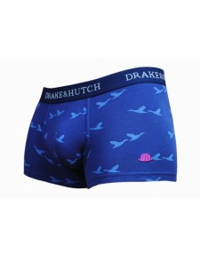 Drake & Hutch Kensington Navy Duck Boxer Brief