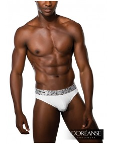 Doreanse Mens Thong Sport Athletic white