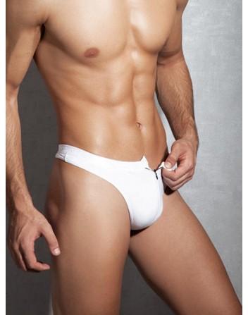 Doreanse Zip String White
