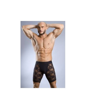 Doreanse Long Boxer Lace